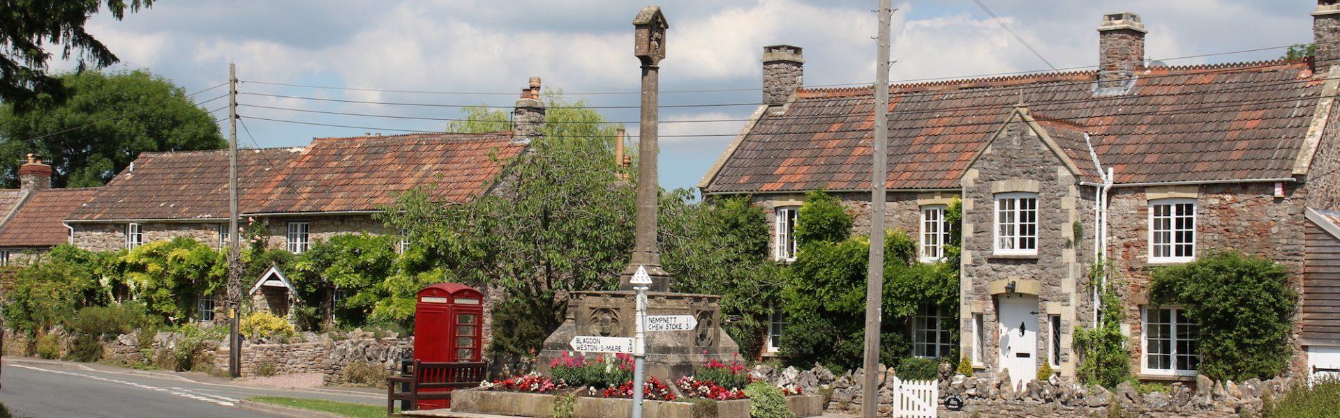 Ubley Village